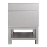 Home Loft Concepts Georgette 36 Bathroom Vanity Base Reviews Wayfair