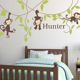 Alphabet Garden Designs Wall Stickers