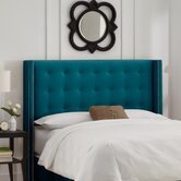 Colorful Upholstered Headboards