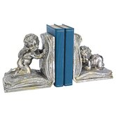 Design Toscano Bookends