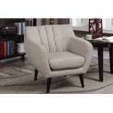Poundex Accent Chairs