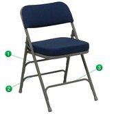 Flash Furniture Folding Chairs