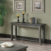 Emerald Home Furnishings Sofa & Console Tables