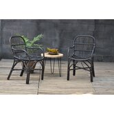 Antique Revival Patio Dining Chairs