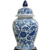Oriental Furniture Canisters & Jars