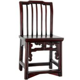 Oriental Furniture Dining Chairs
