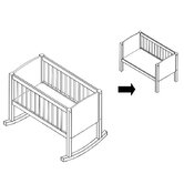 Hoppekids Babybetten und Babywiegen