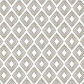 Dotted Diamonds 2' Geometric Wallpaper