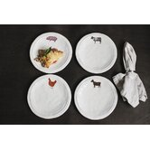 Creative Co-Op Plates & Saucers