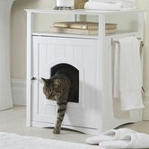 Merry Products Cat Litter Boxes & Litter Box Enclosures