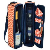 Picnic At Ascot Wine Bottle Carriers