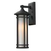 Z-Lite Outdoor Flush Mounts & Wall Lights