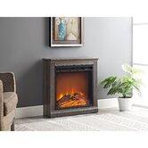 Altra Furniture Indoor Fireplaces