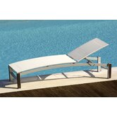 Les Jardins Outdoor Chaise Lounges