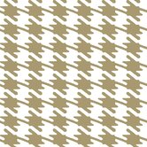 "Risky Business Jackie-Oh 33' x 20.5"" Geometric Wallpaper"