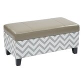 Office Star Products Ottomans