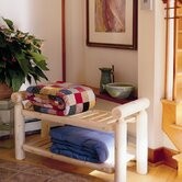 Rustic Natural Cedar Furniture Benches