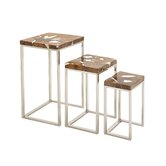 Woodland Imports End Tables