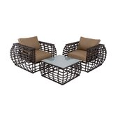 Woodland Imports Outdoor Conversation Sets