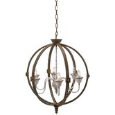 Woodland Imports Chandeliers