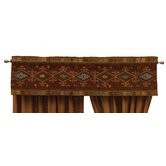 Wooded River Valances/Tiers