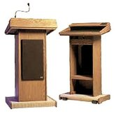 Anchor Audio Lecterns & Podiums