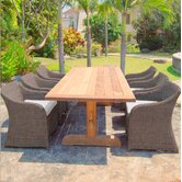 Padmas Plantation Outdoor Dining Chairs