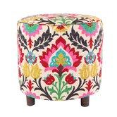 Loni M Designs Ottomans
