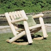 Rustic Natural Cedar Furniture Patio Rockers & Gliders