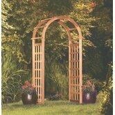 Rustic Natural Cedar Furniture Arbors