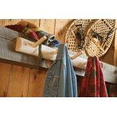 Rustic Natural Cedar Furniture Coat Racks and Hooks