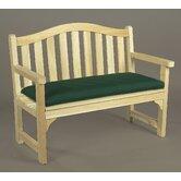 Rustic Natural Cedar Furniture Patio Benches