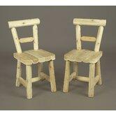 Rustic Natural Cedar Furniture Dining Chairs