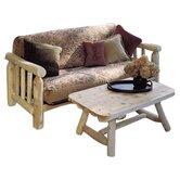 Rustic Natural Cedar Furniture Futon Frames