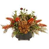 Distinctive Designs Faux Florals