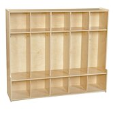 Wood Designs Classroom Storage
