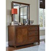 Hillsdale Furniture Dresser Mirrors