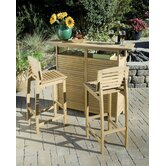 Home Styles Patio Bar Stools