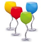 Cypress Home Wine And Champagne Glasses