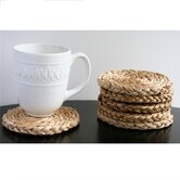 Sustainable Threads Coasters & Trivets