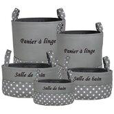 Entrada Decorative Boxes, Bins, Baskets & Buckets