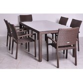International Home Miami Dining Tables