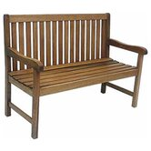International Home Miami Patio Benches