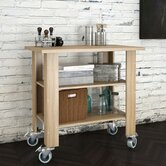 Nexera Serving Carts