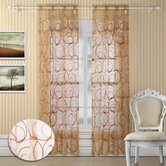 Chic Home Curtains & Drapes
