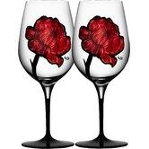 Wine and Champagne Glasses by Kosta Boda