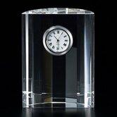 Badash Crystal Mantel & Tabletop Clocks