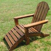 International Caravan Adirondack Chairs