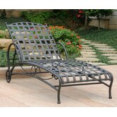 International Caravan Patio Chaise Lounges