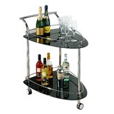 Premier Housewares Serving Trolley